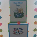 Giant Zhu Zhu B-day card