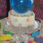 Zhu Zhu Pet cake