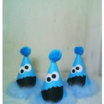 7. Cookie Monster party hat